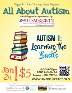 All About Autism Autism 1 – Made With Postermywall