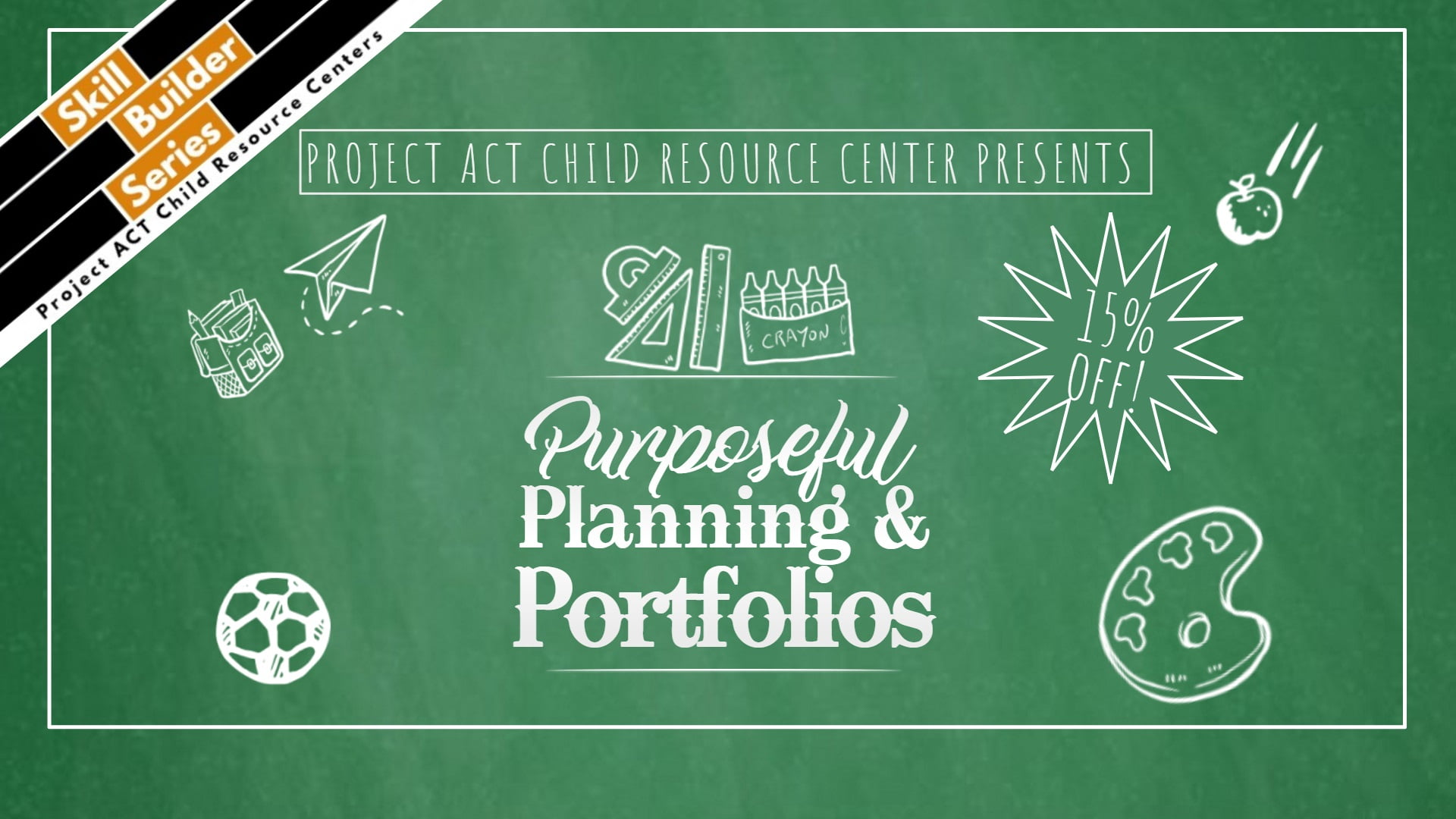 Purposeful Planning And Portfolios Fb – Made With Postermywall