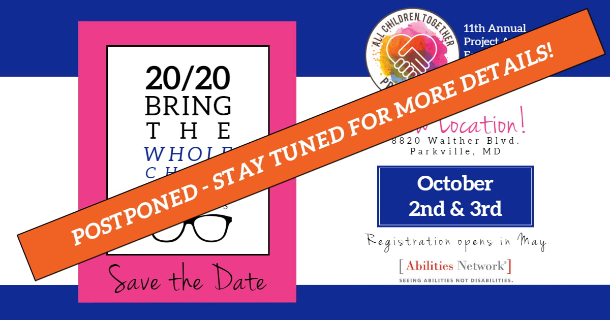 Copy Of 2020 Save The Date – Postponed