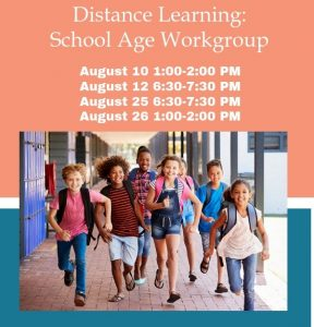 Distance Learning Woorkgroup – Made With Postermywall 2