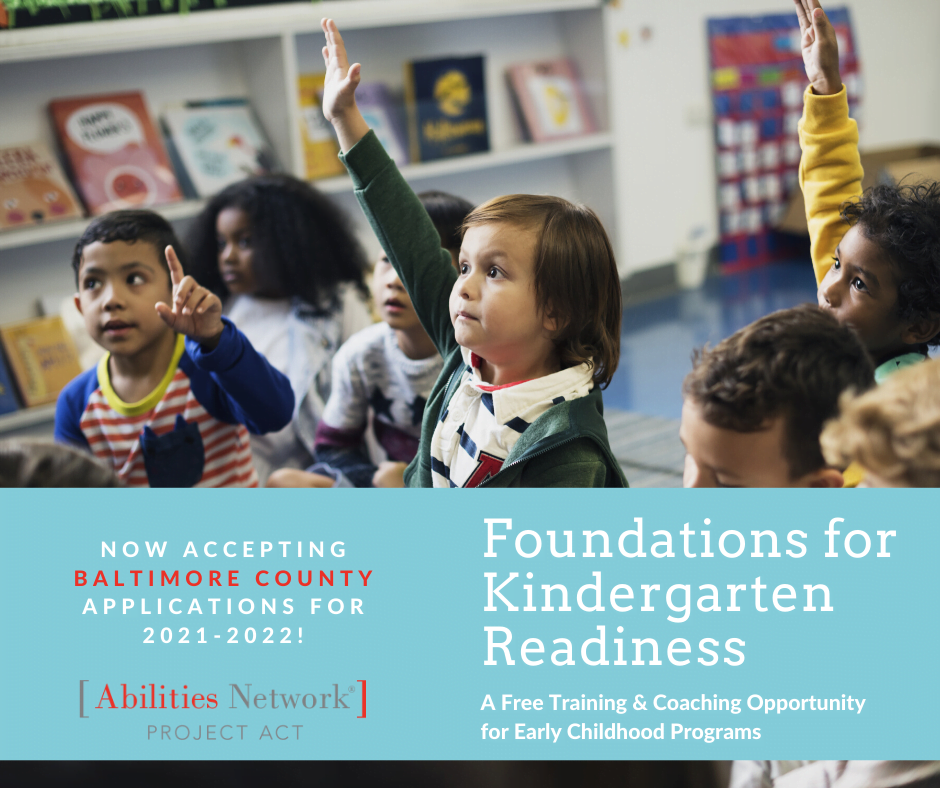 Foundations For Kindergarten Readiness (1)
