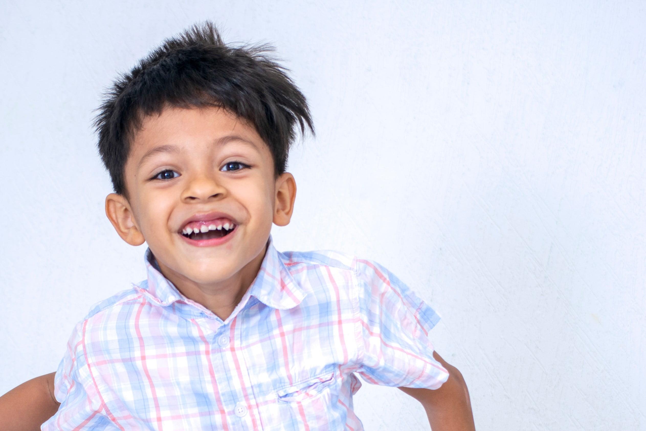Smiling Boy Smaller File